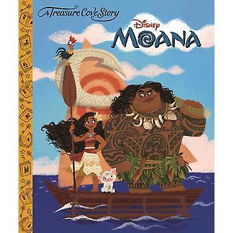 A Treasure Cove Story  Moana by Centum Books Ltd