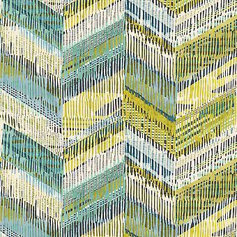Viagens Chevron tecer wallpaper Arthouse