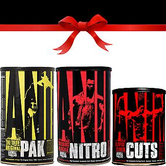 Universal Nutrition Advanced Cutting Stack - Choice of Free Gift!