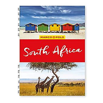 South Africa Marco Polo Travel Guide - with pull out map by Marco Pol