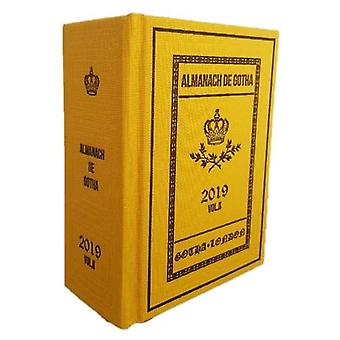 Almanach de Gotha 2019 - Volume II by John James - 9781916000704 Book