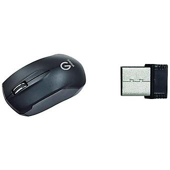 Shintaro 3-Button Wireless RF Mouse