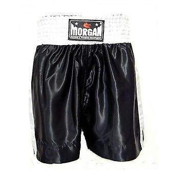 Morgan Boxing Shorts Black
