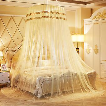 YANGFAN Dome Sucker Hanging Mosquito Net 100x280cm��For 1-2.2m Beds��