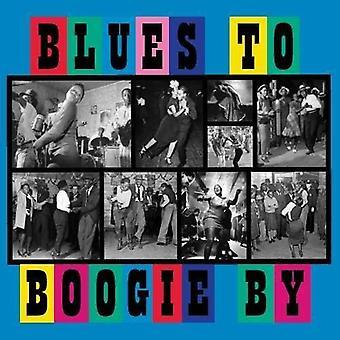 Blues til Boogie av - Blues å Boogie av [DVD] USA import