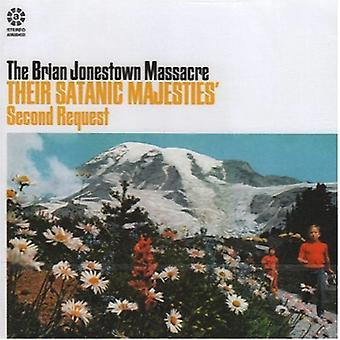 Brian Jonestown Massacre - Their Satanic Majesties tweede verzoek [CD] USA import