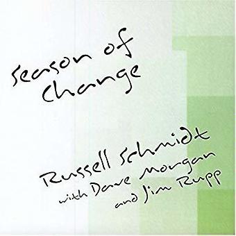 Season Of Change [CD] USA import