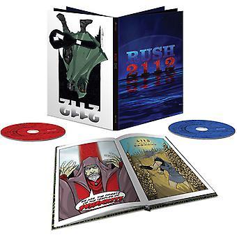 Rush - 2112 [CD] USA import