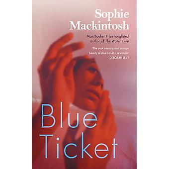 Blue Ticket by Mackintosh & Sophie