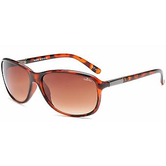 Bloc Eyewear Bee Shiny Tort Sunglasses (Brown Grad Lens)