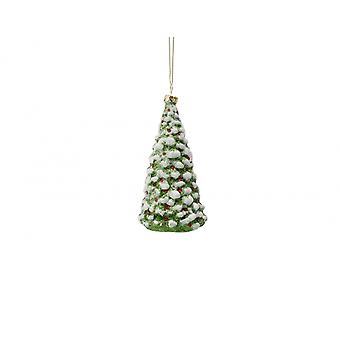 (CGB) Giftware Kerstboom Ornament opknoping