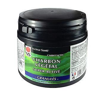 Granular super activated carbon 200 g