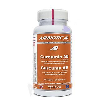 Curcumin AB Complex 30 tablettia 10000mg