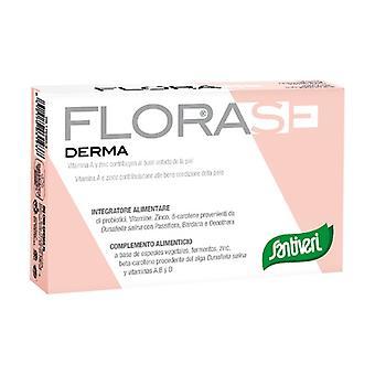 Florase Derma 40 capsules of 18g