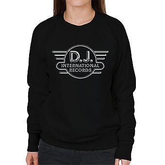 DJ International Records Logo Women's Sweatshirt