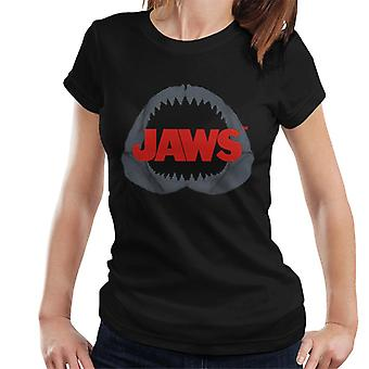 Jaws Shark Teeth Women's T-Shirt