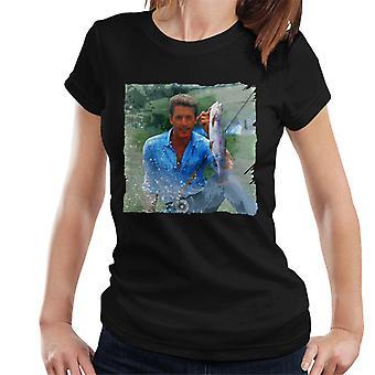 TV kertaa kuka laulaja Roger Daltrey kala t-paidat