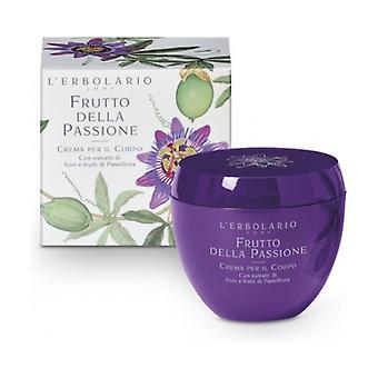 Passion Fruit Body Cream 200 ml
