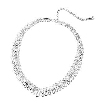 Collar Necklace for Women Sterling Silver Size 20""