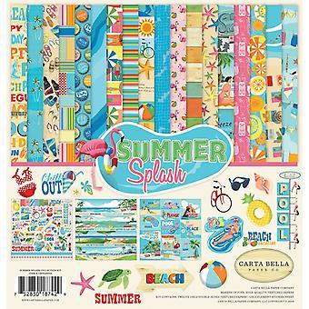 Carta Bella Summer Splash 12x12 Inch Collection Kit