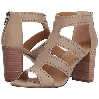 Suerte marca Tahira tacón sandalia