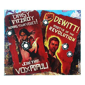 Tin Sign - BioShock - Vox Revolution New Licensed BSHL220