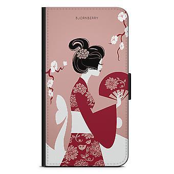 Bjornberry محفظة القضية LG G5 - امرأة يابانية