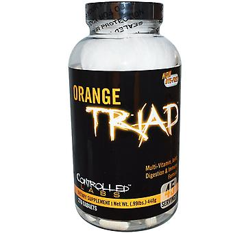 Controlled Labs, Orange Triad, Multi-Vitamin, Joint, Digestion & Immune Formula,