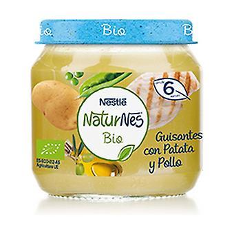 Peas Potato Organic Puree with Chicken 200 g