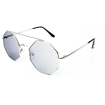نظارات شمسية Unisex Cat.3 عدسة رمادية (19-095)