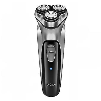 Enchen Black Stone 3d Electric Shaver And Smart Control Blocking Protection Razor Washable And  Rechargeable