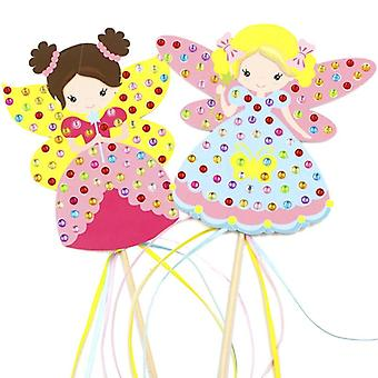 Children Handmade Princess Magic Stick Toy