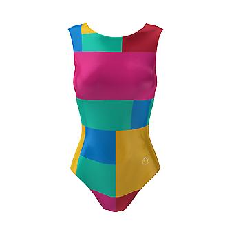 Bold & Bright Gymnastics Leotards Ballet Outfit GIrls Ballet Dancewear Traje, 3-16 Años
