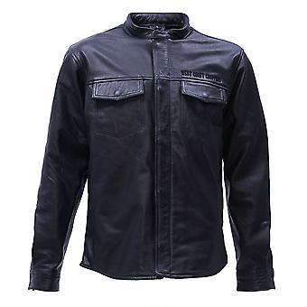 West Coast Choppers Men's Leather Jacket OG Leather