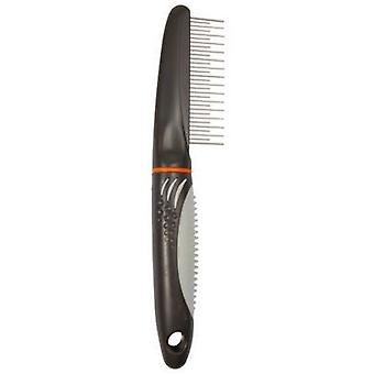 Trixie Combi Pet Comb 22 Cm. (Dogs , Grooming & Wellbeing , Brushes & Combs)