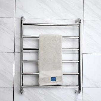Electric Bath-towel Warmer 304 Stainless-steel Shower Room Heated Towel Warmer Bathroom Towel Warmer Rack