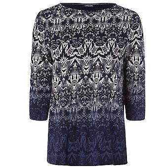 OLSEN Olsen Inktblauw T-shirt 11103705