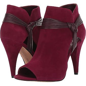 Vince Camuto Femmes-apos;s Chaussures Annavay Suede Peep Toe Ankle Fashion Boots