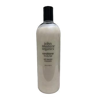 John Masters Organics Conditioner Dry Hair Lavender & Avocado 35 OZ
