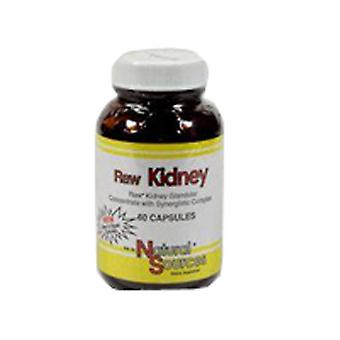 Natural Sources Raw Kidney, 60 Tabs