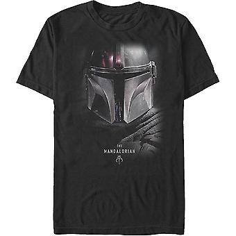 Mandalorian Bounty Hunter Star Wars T-paita
