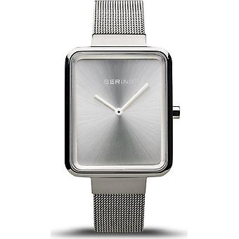 Bering - wristwatch - ladies - classic - silver polished/brushed - 14528-000