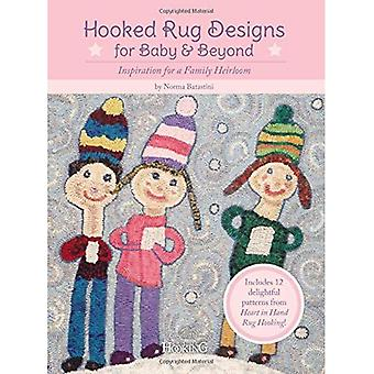 Hooked Rug Ontwerpen voor Baby & Beyond: Inspiratie voor een familie erfstuk
