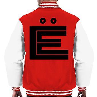 Citro?n ? Black Line Men's Varsity Jacket