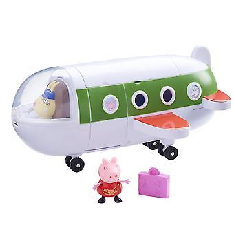 ペッパピッグ、プレイセット - 飛行機
