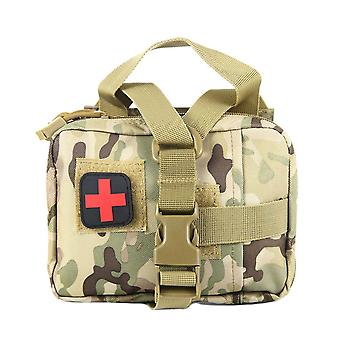 Tactische EHBO-kit Survival Rip-away Emt Pouch Bag Medical