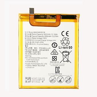 3450mAh بطارية ليثيوم بوليمر HB416683ECW ل هواوي نيكزس 6 / H1511 / H151