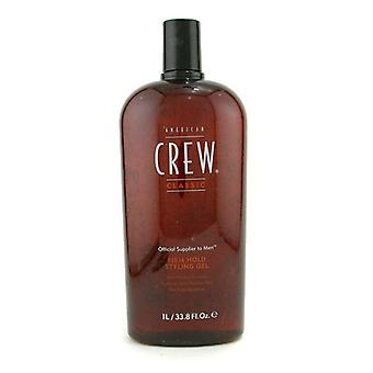 American Crew Men Styling Gel - Firm Hold (Non-Flaking Formula) 1000ml/33.8oz