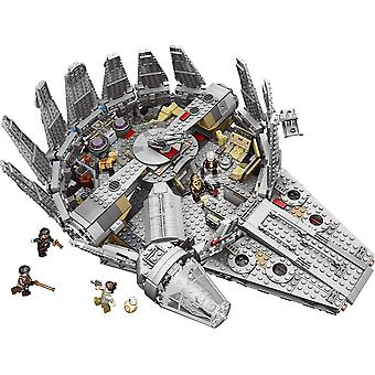 Star Sars Figures Wars Model Building Blocks Harmless Bricks Enlighten