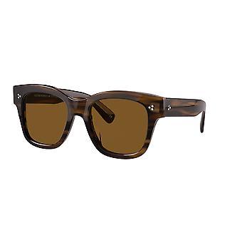 Oliver Peoples Melery OV5442SU 1677/83 Bark/Polarised Brown Sunglasses